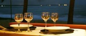 jantar praia